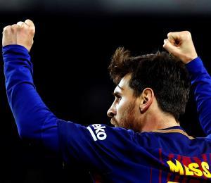 Messi es el futbolista mejor pagado
