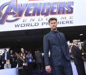 """""""Avengers: Endgame"""" tuvo un estreno mundial épico en el que desfilaron grandes estrellas de Hollywood"""