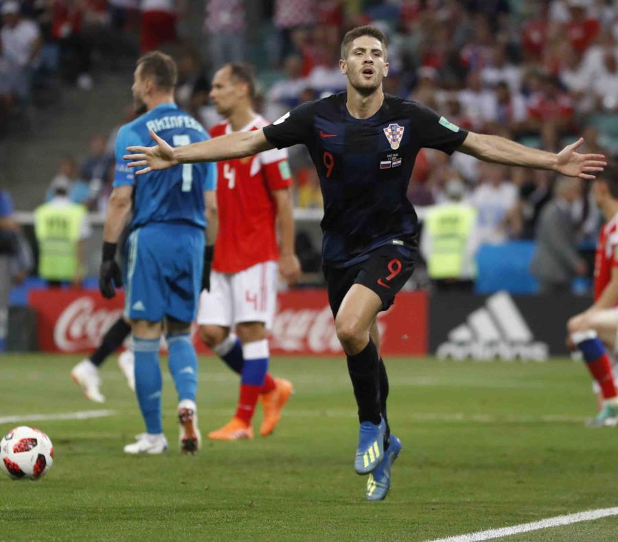 Croacia festeja histórico pase a la final del Mundial Rusia 2018