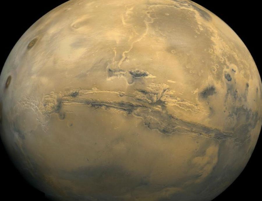 Un estudio sugiere que Marte tuvo vida mucho antes que la Tierra (semisquare-x3)