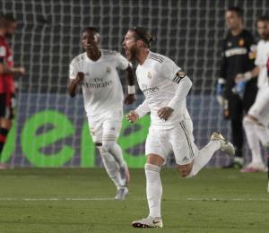 El Real Madrid retoma la cima de la Liga Española
