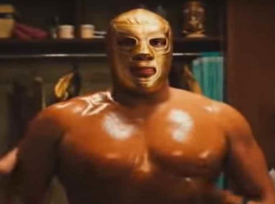 Barron, de 51 años, era conocido por haber actuado junto al actor cómico Jack Black en el filme Nacho Libre en 2005. (Captura de pantalla / Youtube) (semisquare-x3)