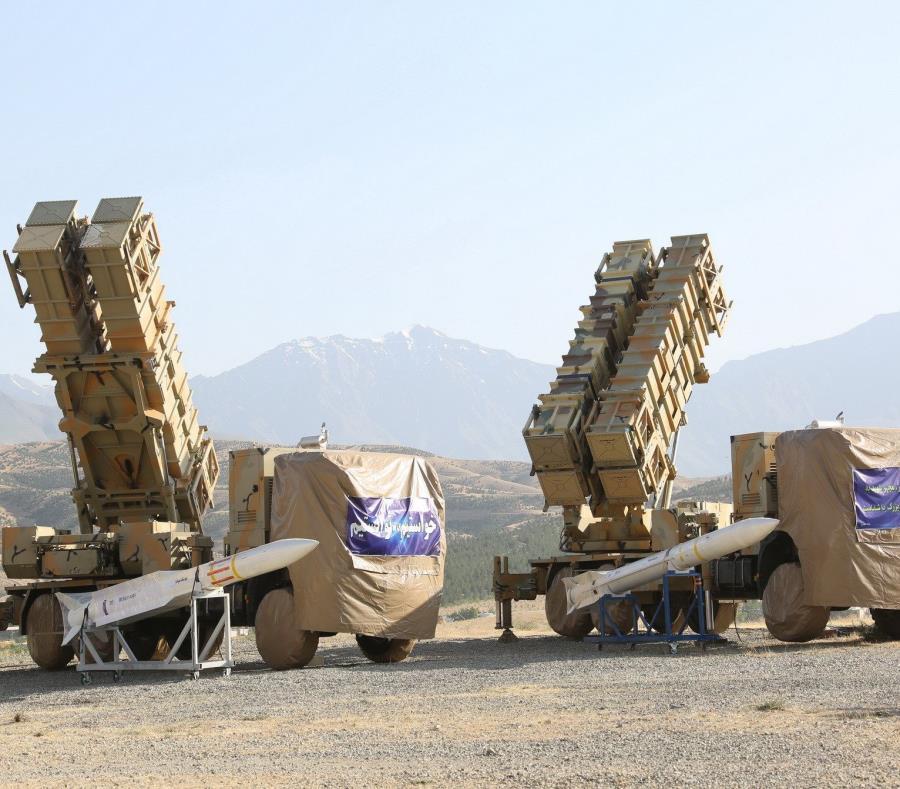 Las autoridades iraníes presentaron un nuevo sistema de defensa aérea de fabricación nacional (semisquare-x3)