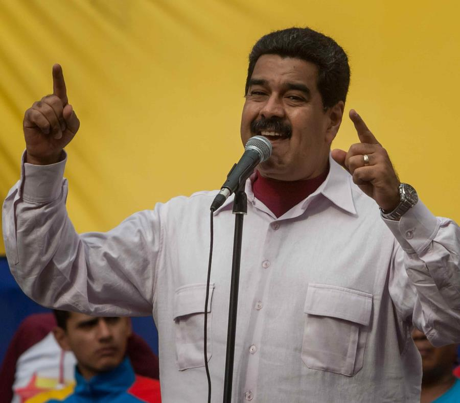 Maduro insiste en acusar a Duque de estar tras supuestos planes para derrocarlo (semisquare-x3)