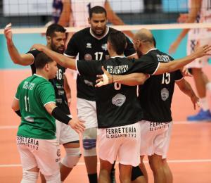 Los Gigantes de Adjuntas se juegan la vida en la final del voleibol superior