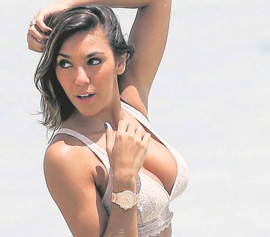 La hija de Alejandra Guzmán ha dejado claro que su pasión es cantar. (Suministrada) (semisquare-x3)