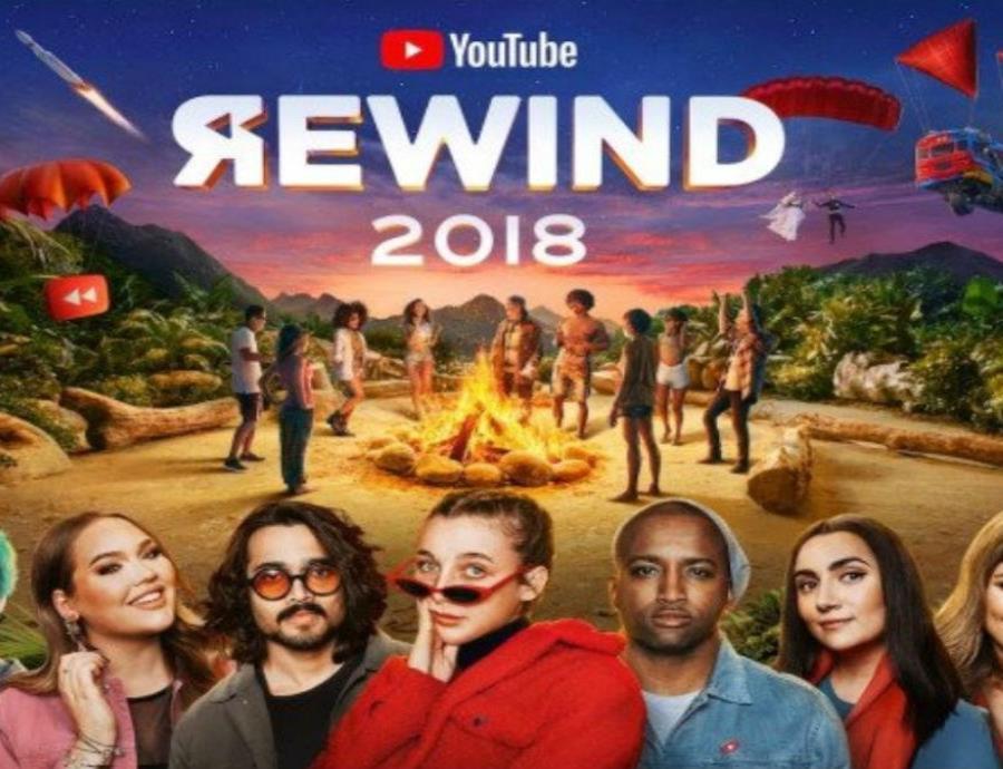 YouTube lanza su Rewind del 2018