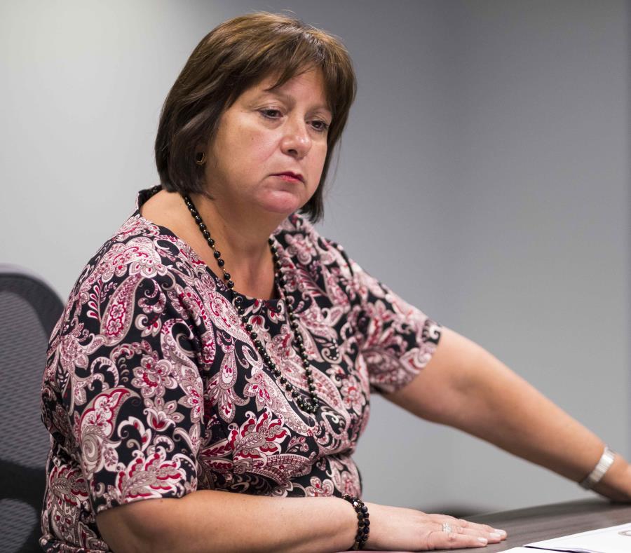 La directora ejecutiva de la Junta, Natalie Jaresko. (GFR Media) (semisquare-x3)