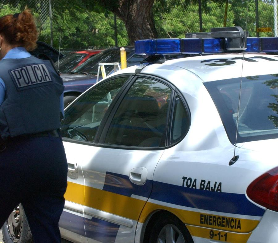 La División de Robo del Cuerpo de Investigaciones Criminales de Bayamón se hicieron cargo de la pesquisa. (GFR Media) (semisquare-x3)