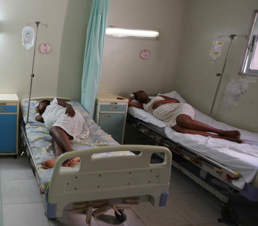 Con 101 muertes por cada 100,000 habitantes, República Dominicana ostenta una de las tasa más altas de mortalidad materna en la región. (semisquare-x3)