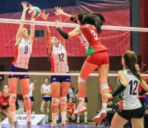 Plata para Puerto Rico en Panamericano U18 de voleibol femenino