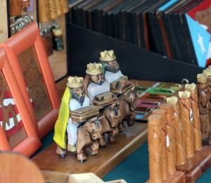 A defender la artesanía puertorriqueña
