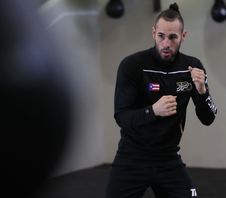 José Pedraza enfrentará el 25 de mayo en Kissimmee, Florida a Antonio Lozada, quien el tumbó el invicto a Félix Verdejo en 2018. (semisquare-x3)