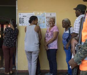 En República Dominicana la suerte ya está echada