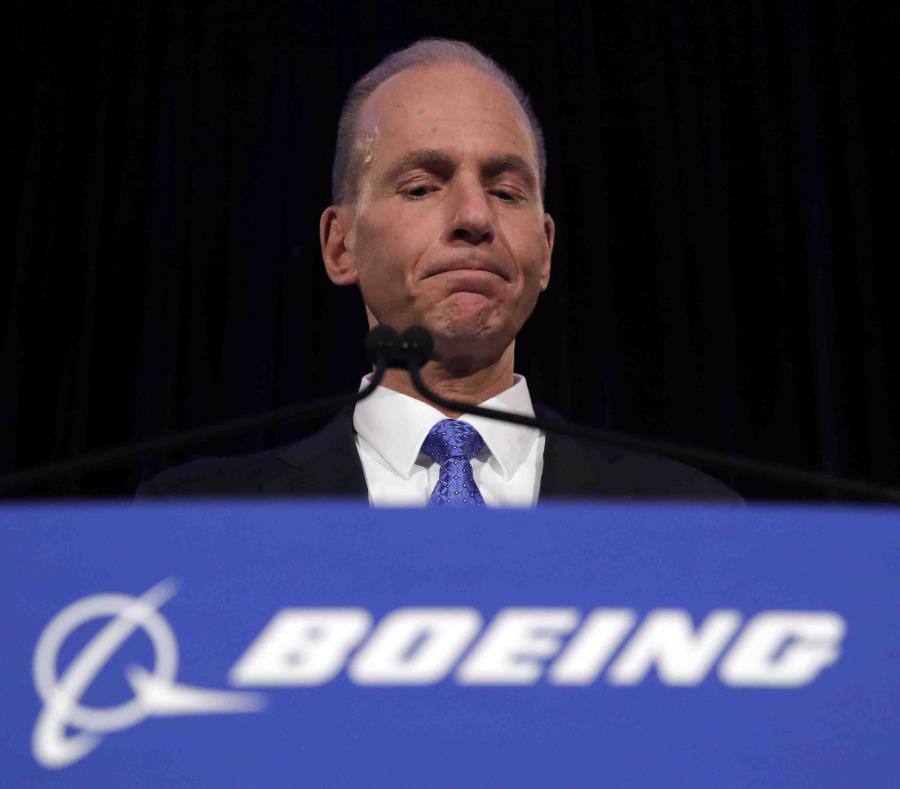 Boeing admite errores en los accidentes del 737 MAX