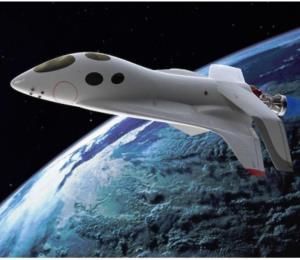 Desarrollan un yate espacial para transportar a turistas a la órbita de la Tierra