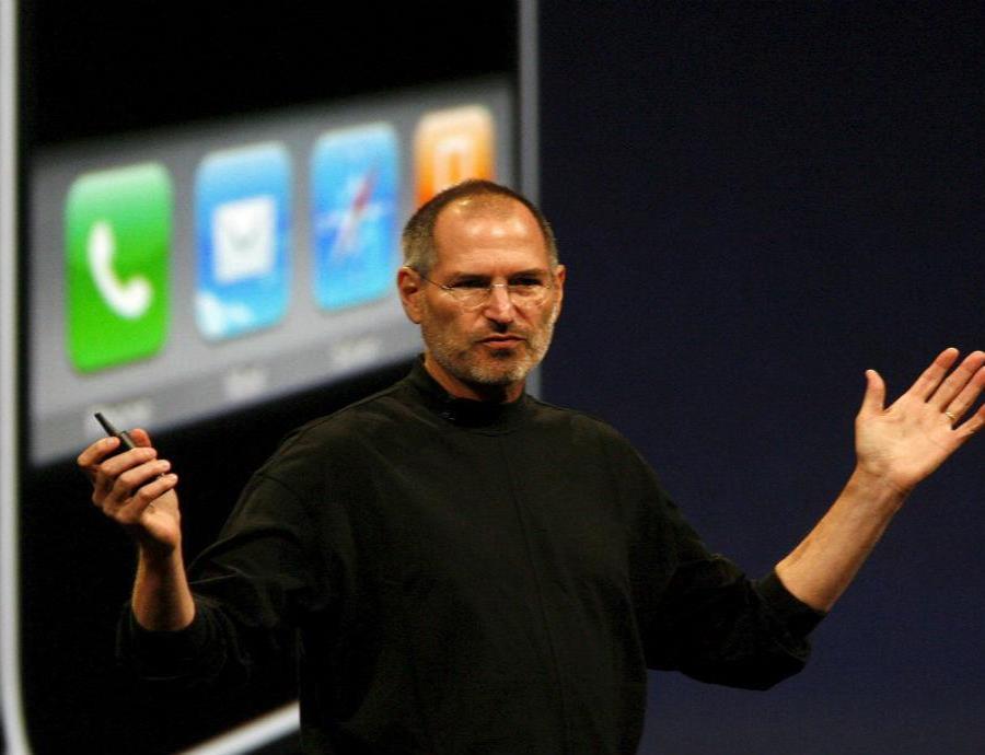 Así fue la presentación del primer iPhone de la historia (semisquare-x3)