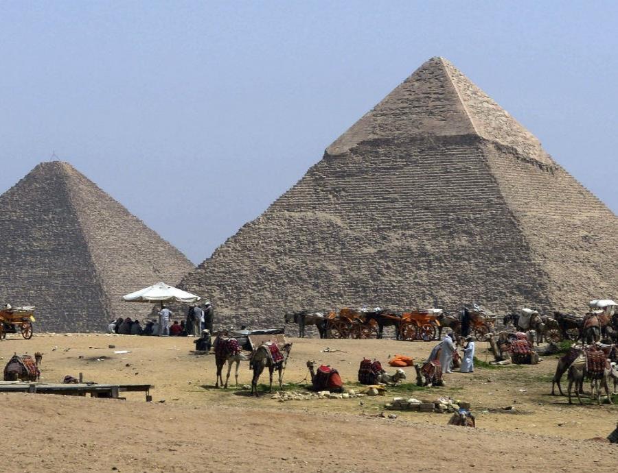 El hallazgo arqueológico que podría revelar cómo se construyeron las pirámides de Egipto (semisquare-x3)