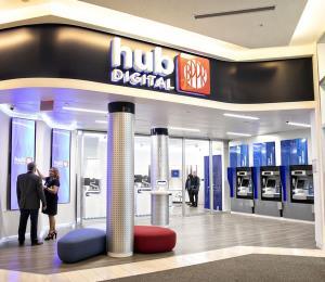 """Banco Popular estrena """"Hub Digital"""" en el Mall of San Juan"""