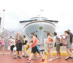 Alerta en el sector de cruceros