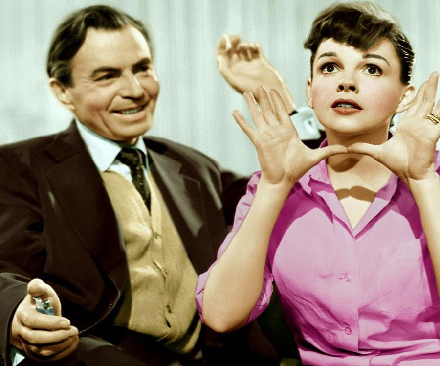 James  Mason y Judy Garland (semisquare-x3)