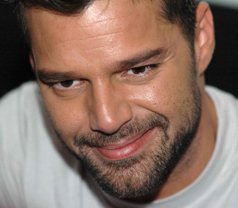 El astro boricua Ricky Martin. (GFR Media) (semisquare-x3)