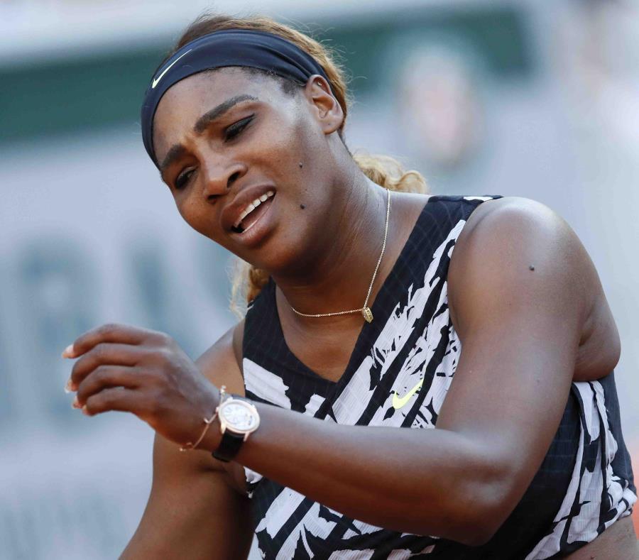 El año pasado, Serena Williams se quedó a las puertas en Australia y en Estados Unidos.  (AP/Christophe Ena) (semisquare-x3)