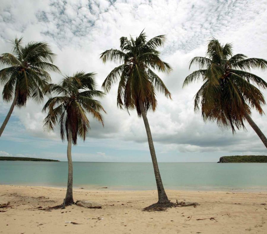 El oleaje estará de cuatro a siete pies en el mar Caribe. (GFR Media) (semisquare-x3)