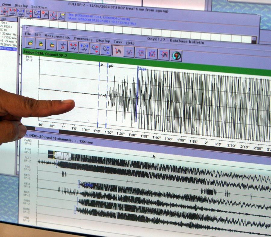 La Red Sísmica no emitió una advertencia de tsunami para Puerto Rico. (semisquare-x3)