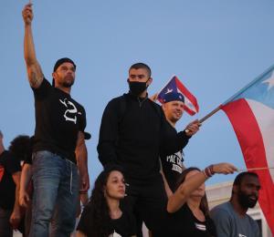 La marcha y una nueva alianza multisectorial