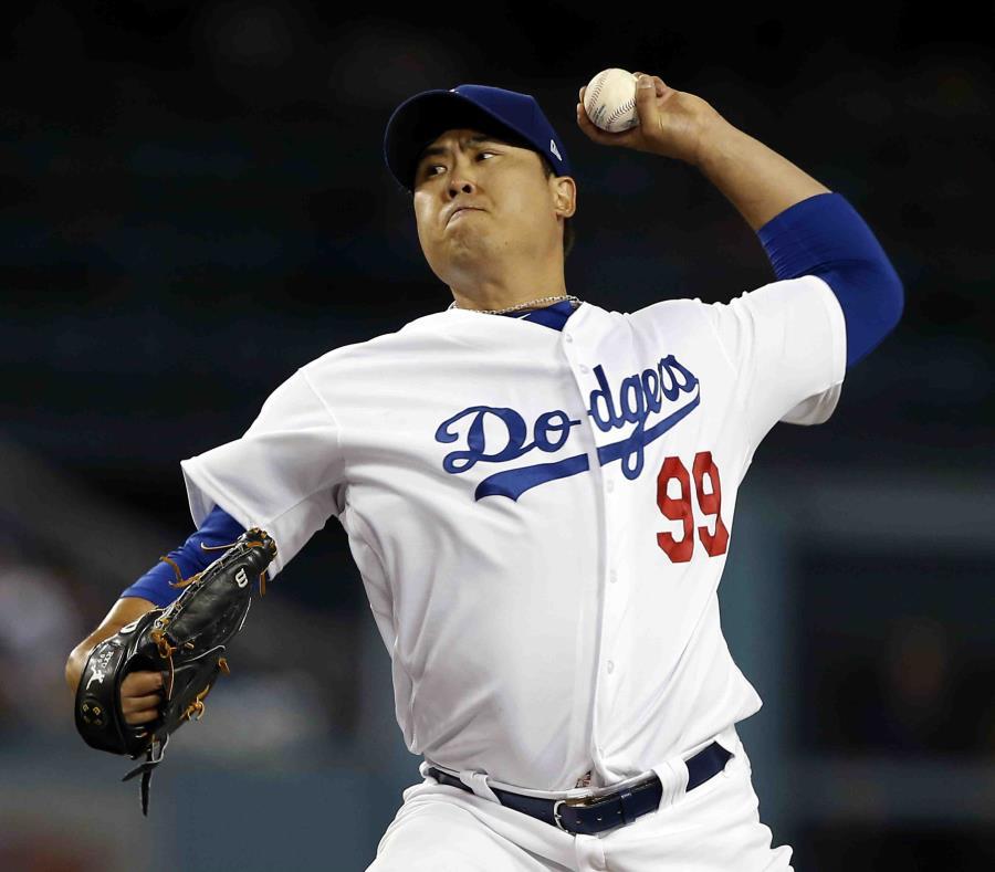 Dodgers apuesta por el coreano Ryu