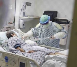 La disfagia y los pacientes de COVID-19