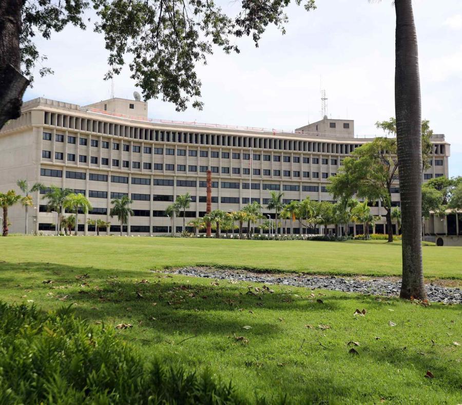 El Tribunal Federal en San Juan (semisquare-x3)
