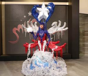 Miss Universe celebra desfile de trajes típicos
