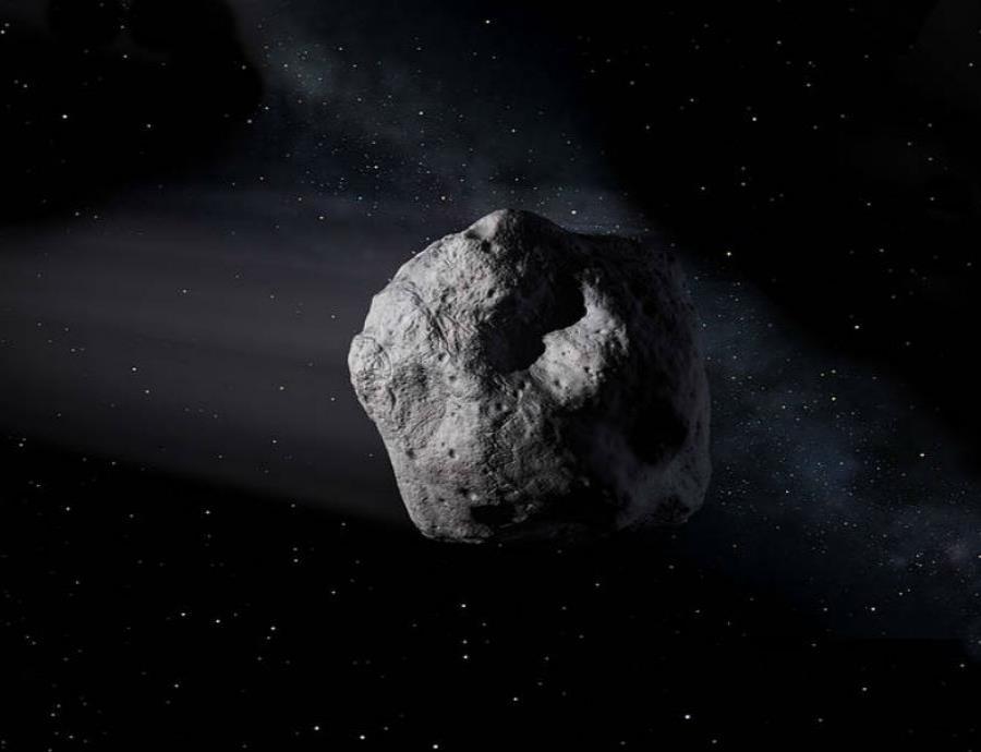 El asteroide FT3 podría impactar en la Tierra en octubre