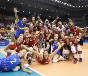 La Selección de voleibol femenino contará con 22 preseleccionadas