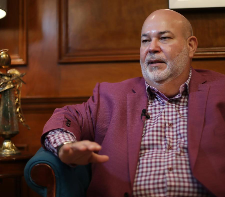 """El presidente cameral, Carlos """"Johnny"""" Méndez, indicó que la revisión del Código Civil tiene que cumplir con el estado de derecho vigente. (semisquare-x3)"""