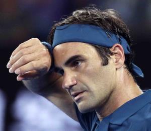 """Federer """"no puede pasar"""" la seguridad del Abierto de Australia"""