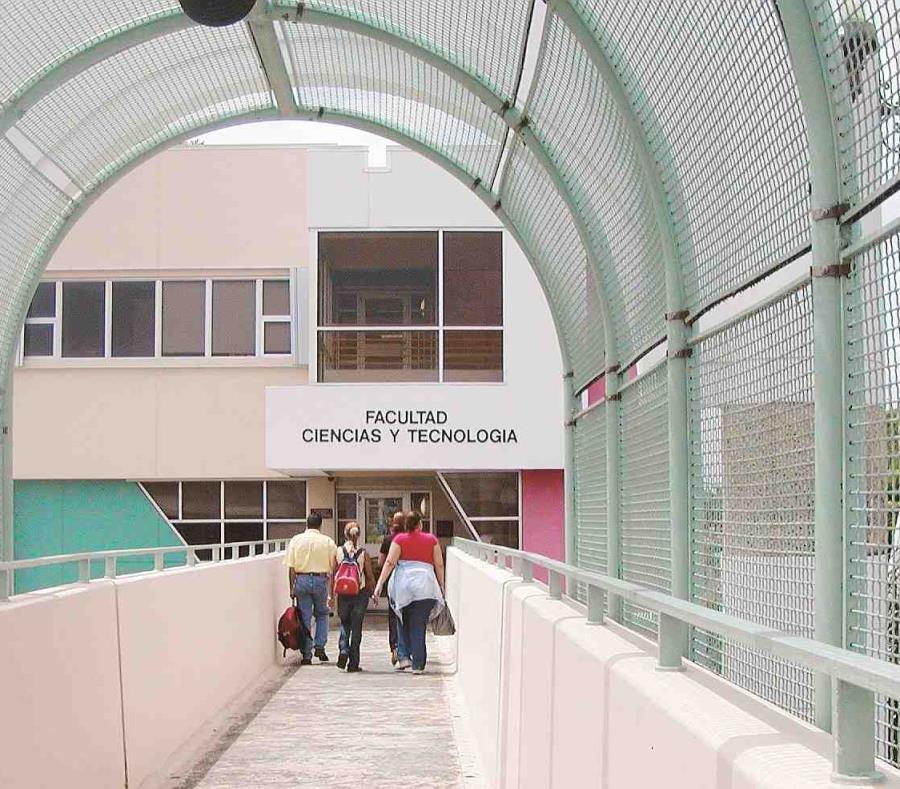 El evento será en el recinto de Carolina de la Universidad Ana G. Méndez. En la imagen, un edificio del campus de Cupey del sistema universitario. (GFR Media) (semisquare-x3)