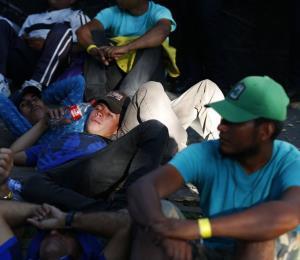 México y EE.UU. invertirán en Centroamérica para frenar la migración