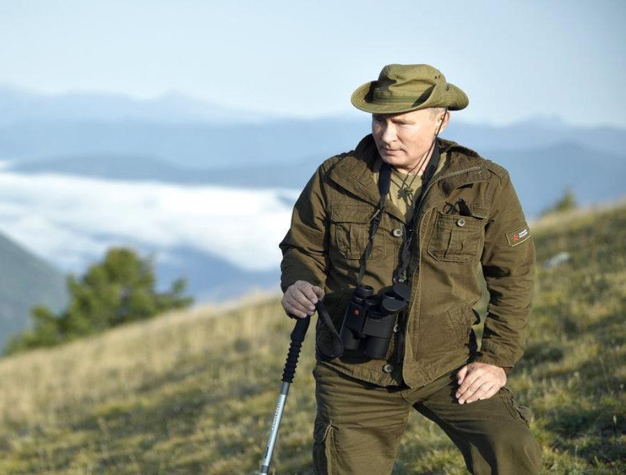 Vladimir Putin estrena su propio programa de televisión (semisquare-x3)