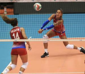 Puerto Rico vence a Canadá y avanza a semifinales del Campeonato Norceca