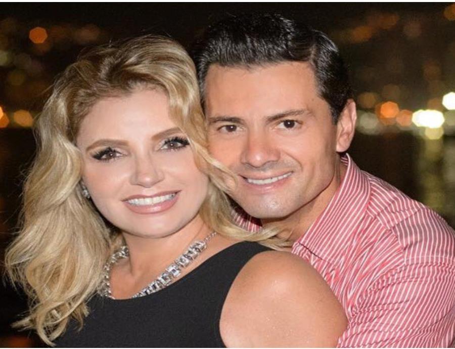 Enrique Peña Nieto y Angélica Rivera se casaron en noviembre de 2010. (Instagram/ @epn) (semisquare-x3)