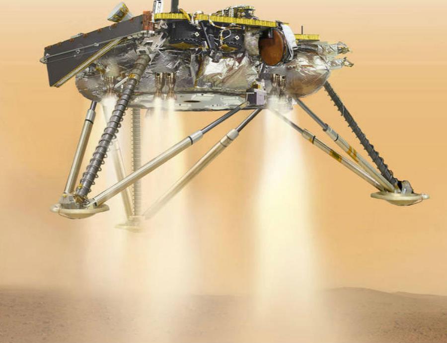 InSight de la NASA (semisquare-x3)