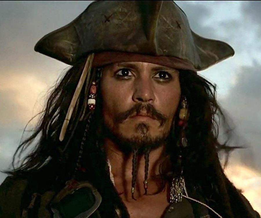 Johnny Depp ha protagonizado cinco entregas de