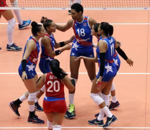 FIVB dio a conocer las sedes del Mundial 2018 de voleibol femenino