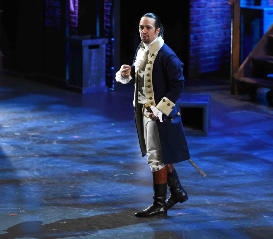 Lin-Manuel retomará el papel de Alexander Hamilton que dejó en 2016 exclusivamente para las presentaciones en Puerto Rico. (Archivo) (semisquare-x3)