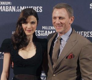 Rachel Weisz y Daniel Craig esperan su primer hijo en común