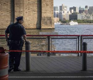 Seis heridos tras una pelea frente a un club en El Bronx