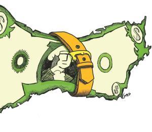La Junta y la gula financiera